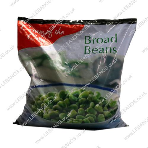 Broad Beans - Frozen - Lebaons - 12 x 907g