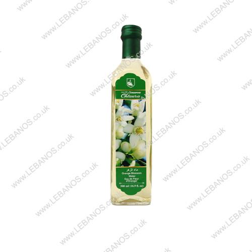 Orange Blossom Water - Chtaura Conserves - 12 x 500ml