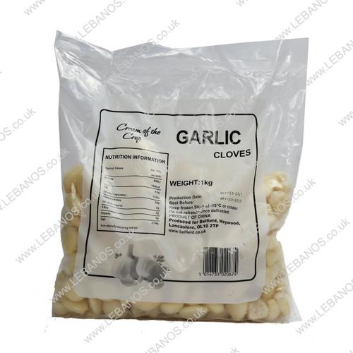 Garlic Whole (Frozen) - 10 x 400g