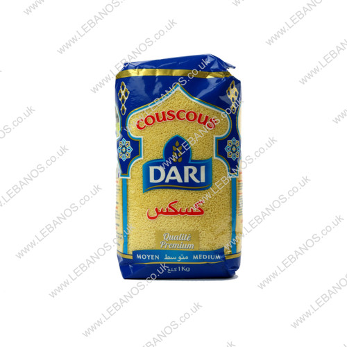 Couscous Medium - Dari - 12x1kg