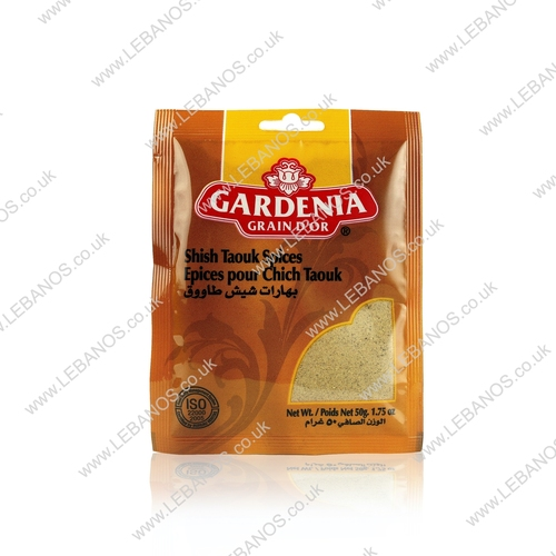 Shish Taouk - Gardenia - 12 x 50g