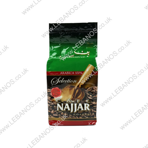 Coffee Cardamon - Najjar - 20x200g