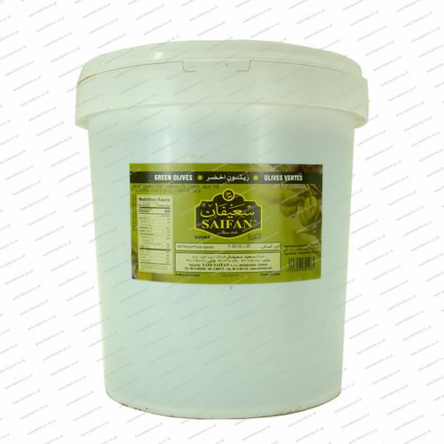 Green Olives/Lebanese/Saifan 10kg