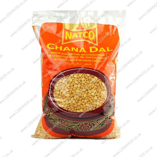 Yellow Split Peas (Chana Dal) 2kg
