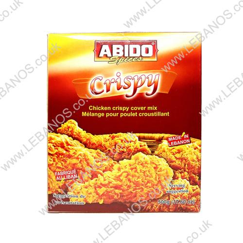 Crispy Mix Hot - Abido - 24 x 500g