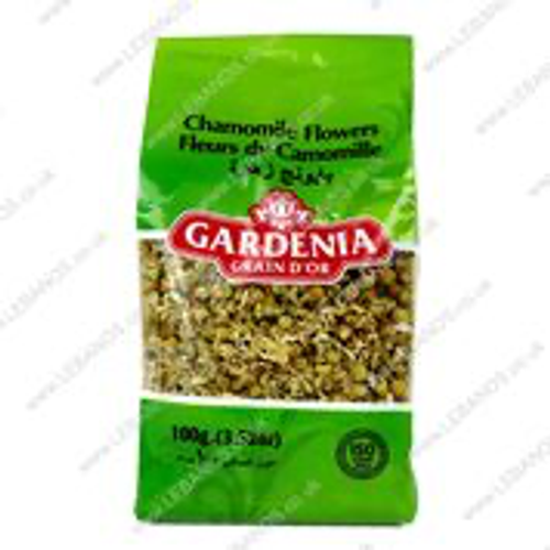 Camomile Flowers - Gardenia - 100g