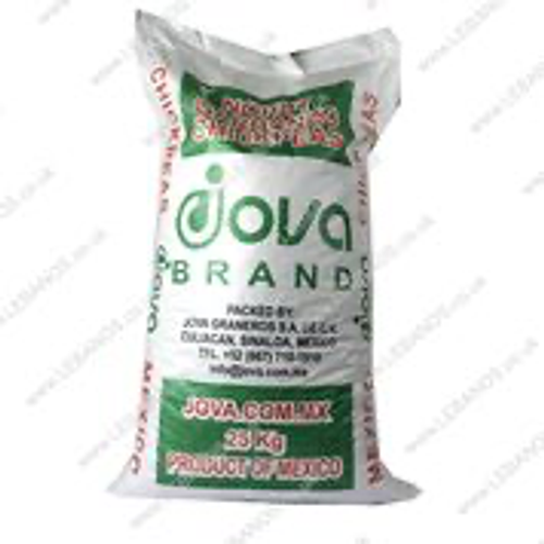 Chickpeas Mexican 9mm - Jova - 25kg