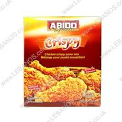 Crispy Chicken Mix - Abido - 24 x 500g
