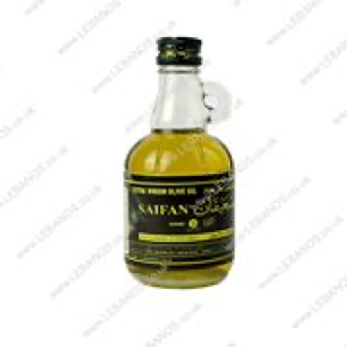 Extra Virgin Olive Oil - Saifan - 12 x 250ml
