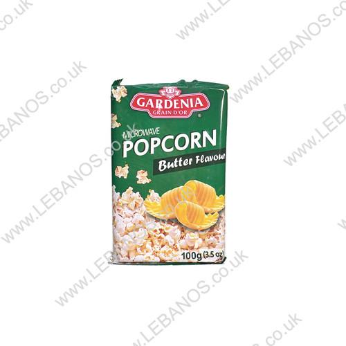 Microwave Popcorn Butter - Gardenia - 15 x 100g