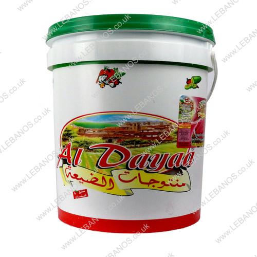 Pickled Turnip Cut - Al Dayaa - 10kg