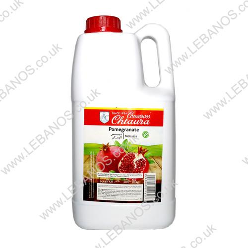 Pomegranate Molasses - Chtaura Conserves - 2.5kg