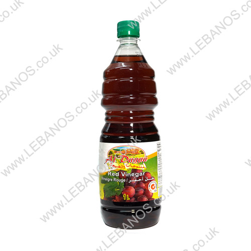 Red Vinegar - Al Dayaa - 12 x 1L