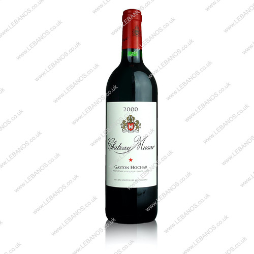 Chateau Musar Red 2000 75cl