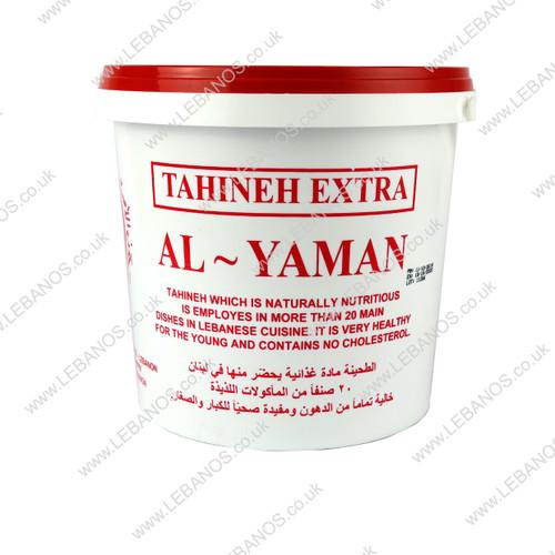 Tahini - Al Yaman - 3.6kg