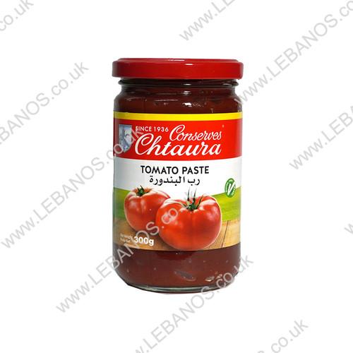 Tomato Paste Jar - Chtaura Conserves - 12 x 300g