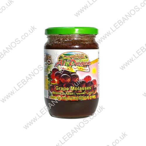 Grape Molasses - Al Dayaa - 12 x 800g