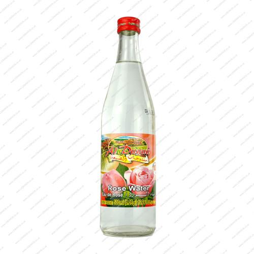 Rose Water - Al Dayaa - 12 x 500ml