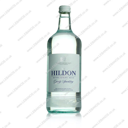 Hildon Sparkling Water/Glass - 12x750ml