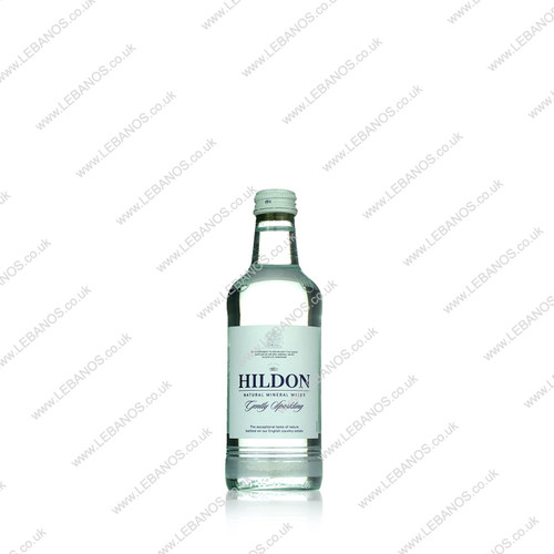 Hildon Sparkling Water/Glass - 24x330ml