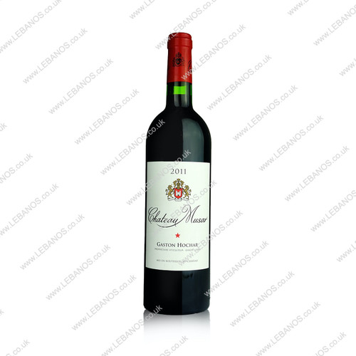 Chateau Musar Red 2011 75cl