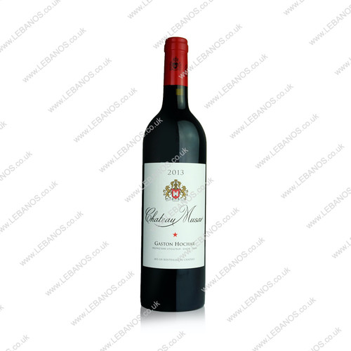 Chateau Musar Red 2013 75cl