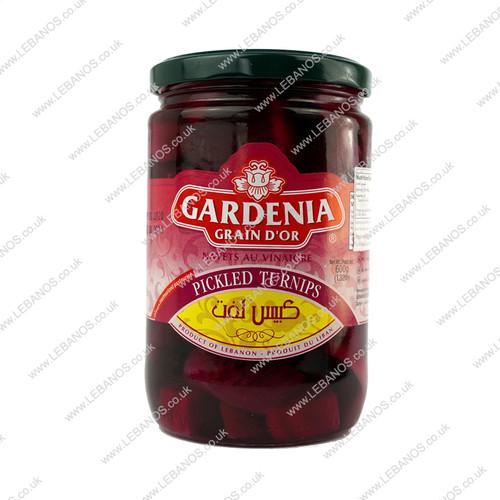 Pickled Turnip - Gardenia - 12x600g