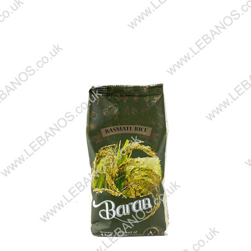 Baran Basmati Rice - Pusa - 20x1kg