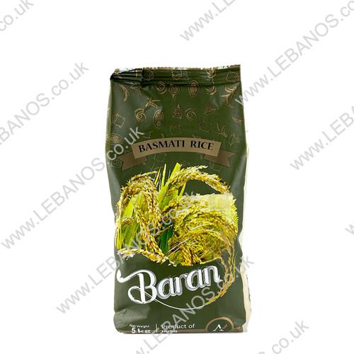 Baran Basmati Rice - Pusa - 4x5kg