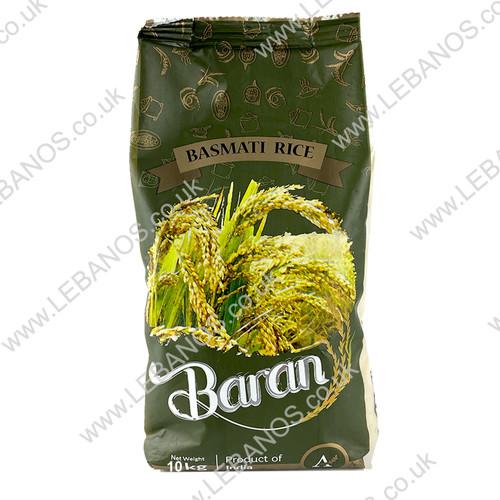Baran Basmati Rice - Pusa - 2x10kg