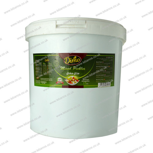 Mix Pickle Bucket - Dimo - 10kg