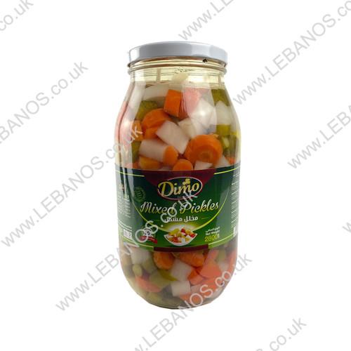 Mix Pickled Jar - Dimo - 4x2.8kg