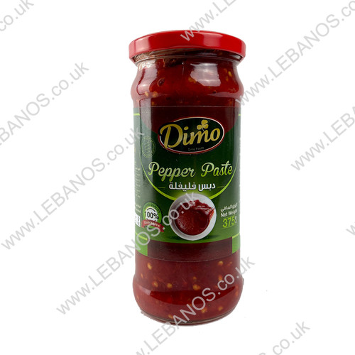 Pepper Paste - Dimo - 12x375g