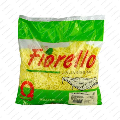 Grated Mozzarella - Fiorello - 2kg