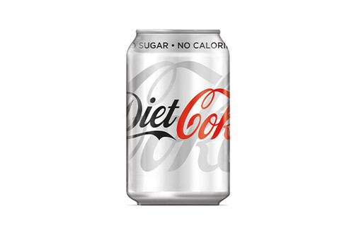 Diet Cola Can - 24x330ml