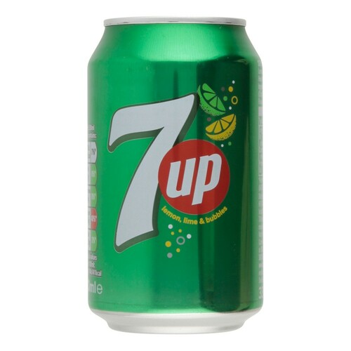 7 UP Can - 24x330ml