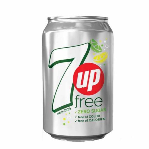 7 UP Zero Can - 24x330ml