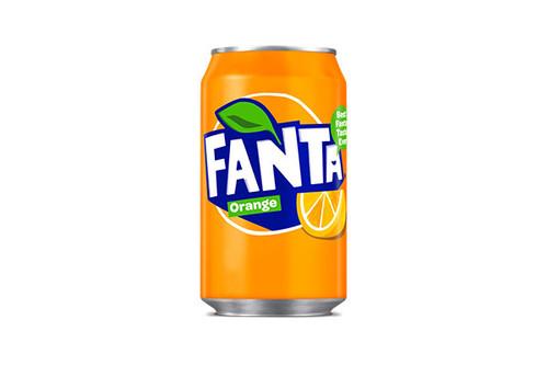 Fanta Can - 24x330ml