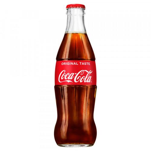 Coca-Cola Crown Glass - 24x330ml