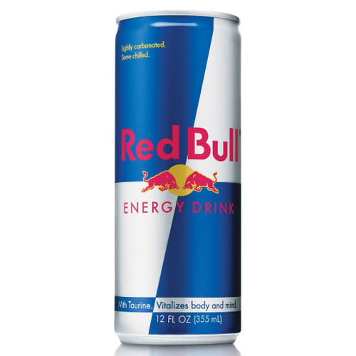 Red Bull Can - 24x250ml