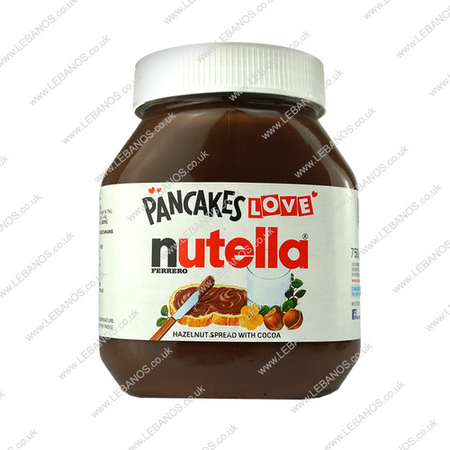 Chocolate Spread/Nutella - 6x750g