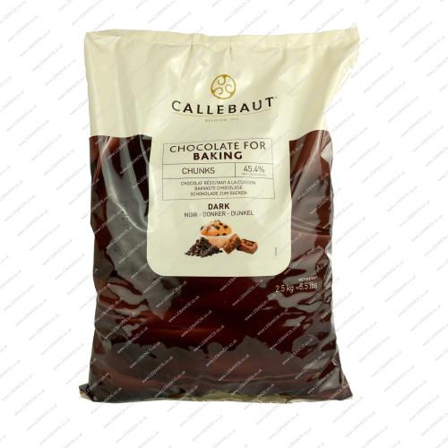 Dark Chocolate Chunks - Callebaut - 2.5kg
