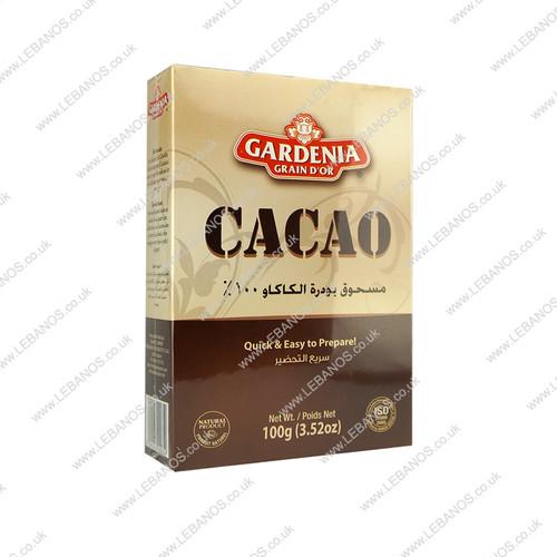 Cocoa Powder/Gardenia - 12x100g