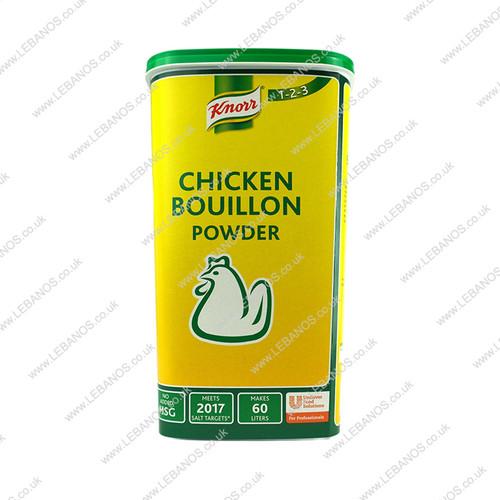 Chicken Bouillon Powder- Knorr - 1.2kg