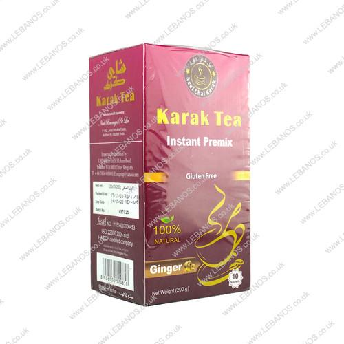 Karak Tea/Ginger - 10x20g
