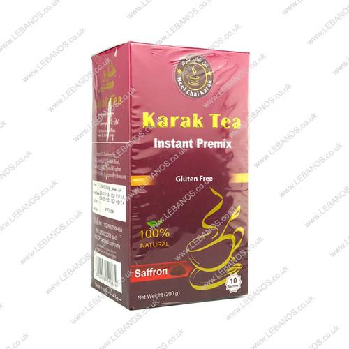 Karak Tea/Saffron - 10x20g