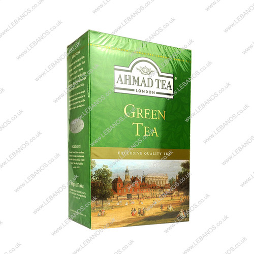 Green Tea Loose - Ahmed - 500g