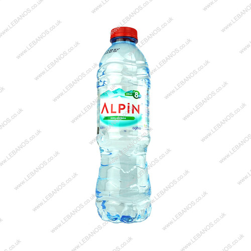 Water - T - Alpin - 24x500ml