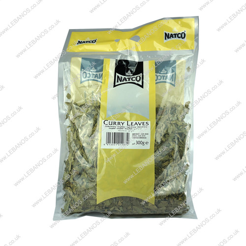Curry Leaves - Natco - 300g