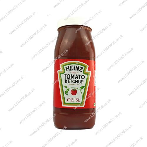 Tomato Ketchup - Heinz - 2x2.15L